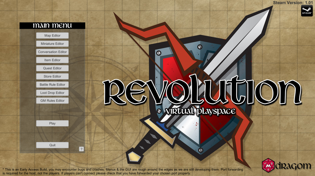 Revolution_Virtual_Playspace_Title_Screen
