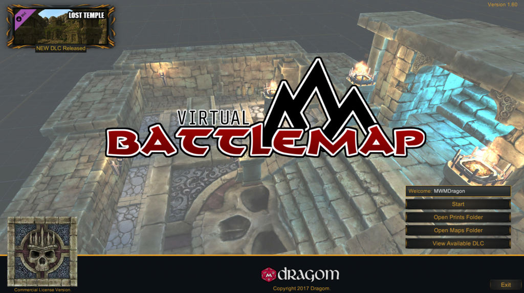 Virtual_Battlemap_Title_Screen